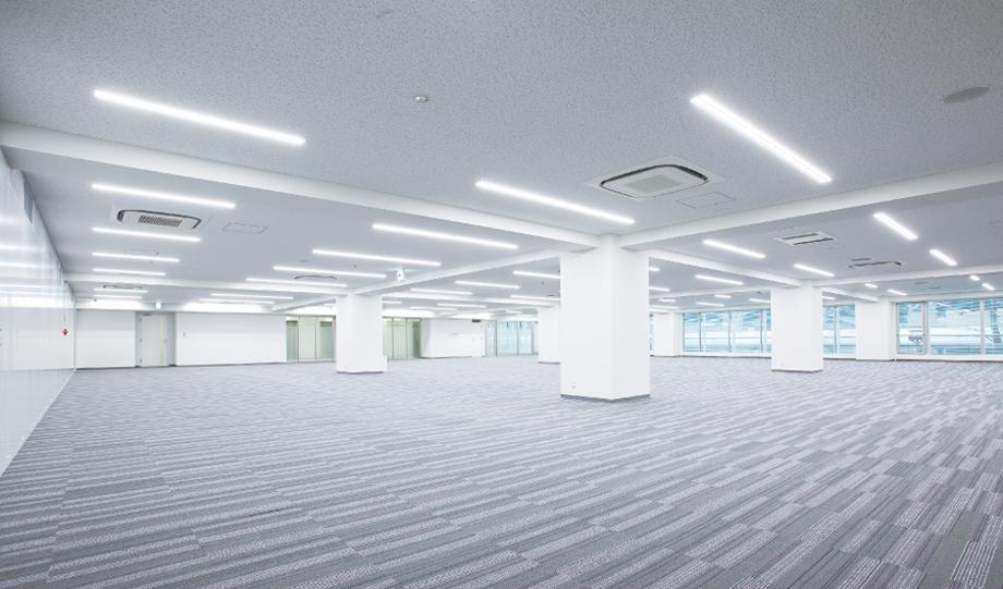 オフィス内LED