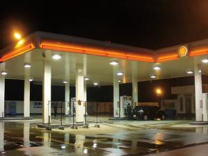 ガソリンスタンドサイン3